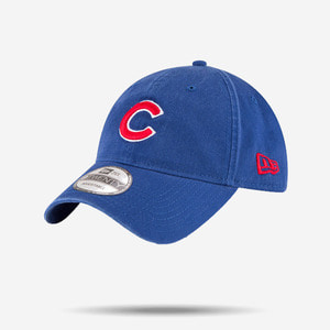 뉴에라 MLB 시카고컵스 로고 볼캡, NEWERA CHICAGO CUBS CLASSIC 9TWENTY CAP