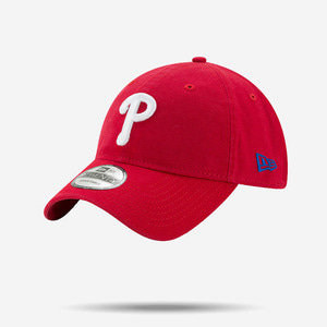 뉴에라 MLB 필라델피아 로고 볼캡, NEWERA Philadelphia Phillies CLASSIC 9TWENTY CAP