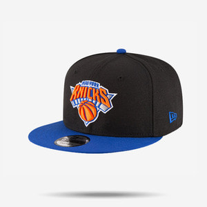 뉴에라 NBA 뉴욕닉스 로고 스냅백, NEWERA New York Knicks Logo Snapback