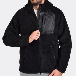 나이키 SB 에버렛 쉐르파 풀집후디, Nike SB Everett FZ Sherpa Hoodie, 862745-010, 나타고니아