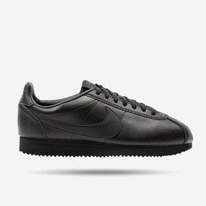 나이키 클래식 코르테즈 레더 블랙, Nike Classic Cortez Leather, 749571-002, 나이키 코르테즈