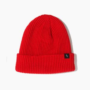 [808hats] 808 Classic Logo Beanie Red, 도끼 비니