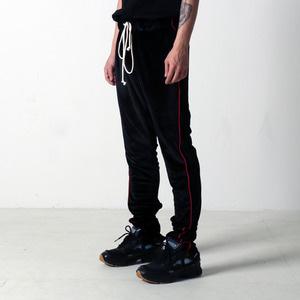 [EPTM] VELOUR TRACK PANTS (BLACK)
