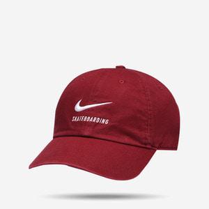 나이키 SB 헤리티지86 캡(레드), Nike SB Heritage 86 Cap, 828635-677