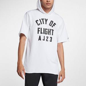 조던 CITY OF FLIGHT 후디, JSW COF S/S HOODED TOP, 911317-100 - 풋셀스토어