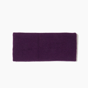 [NEWHATTAN] NEWHATTAN Headband Purple, 헤어밴드 - 풋셀스토어