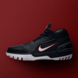 나이키 줌제너레이션 검흰 QS, Nike Air Zoom Generation QS, AJ4204-001 - 풋셀스토어