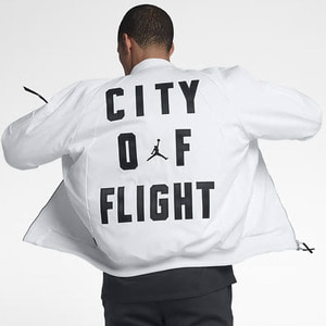 조던윙스 CITY OF FLIGHT MA-1 자켓, WINGS COF MA-1 JACKET, 911313-100 - 풋셀스토어