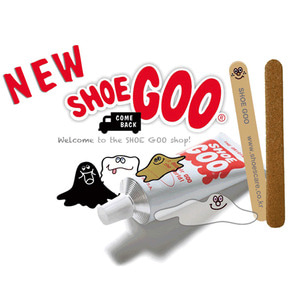 [SHOEGOO] 슈구 오리지날 자연색 신발밑창복원제  - 풋셀스토어