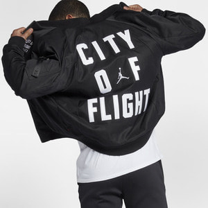 조던윙스 CITY OF FLIGHT MA-1 자켓, WINGS COF MA-1 JACKET, 911313-010 - 풋셀스토어