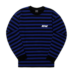 네스티킥, [NSTK] NELEMENT LONG SLEEVE (BLK) - 풋셀스토어