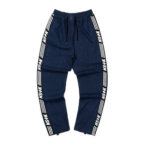 네스티킥, [NSTK] NSTK LINE TRACK PANTS 2 (DENIM) - 풋셀스토어