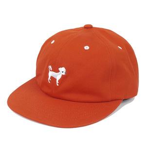 [위티나트] 스냅독 6패널 캡 오렌지 / SNAPDOG 6-Panel CAP orange - 풋셀스토어