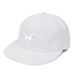 [위티나트] 스냅독 6패널 캡 화이트 / SNAPDOG 6-Panel CAP white - 풋셀스토어
