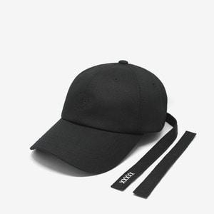 [위티나트] 쉬프트랩 볼캡 블랙 / SHIFTRAP BALLCAP black - 풋셀스토어