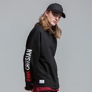 [핑크크루시안]드롭핏 크루시안 티셔츠_PCB1TS003 (남녀공용) - 풋셀스토어
