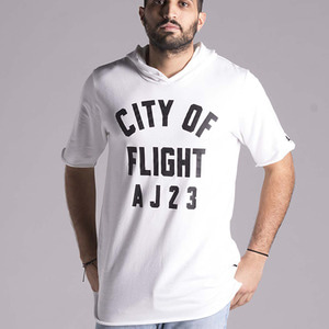 조던 CITY OF FLIGHT 후디, JSW COF S/S HOODED TOP, 911317-100 - 풋셀스토어