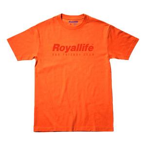 [로얄라이프] RL201 로얄라이프 로고 반팔 - 3 colors  - 풋셀스토어