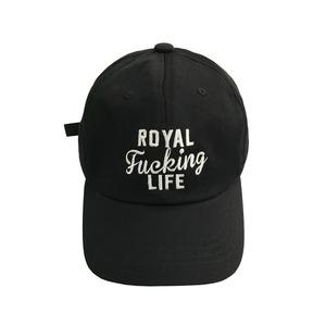 [로얄라이프] RLBC202 로얄 뻐킹 라이프 볼 캡 - 5 colors - 풋셀스토어