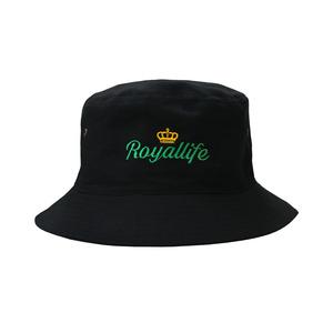 [로얄라이프] RLBC205 로얄 크라운 로고 버킷 햇 - 2 colors - 풋셀스토어