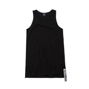 [어반스터프] USF LAYERED LONG SLEEVELESS BLACK - 풋셀스토어