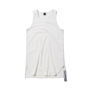 [어반스터프] USF LAYERED LONG SLEEVELESS WHITE - 풋셀스토어