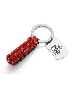 [피오에이] SIMPLE RING - RED / WHITE - 풋셀스토어