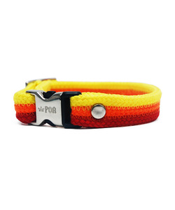 [피오에이] FITTABLE BRACELET - YELLOW/ORANGE/RED - 풋셀스토어