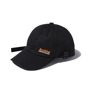 [어반스터프] USF ARCHIVE TECH BALL CAP BLACK, 볼캡 - 풋셀스토어