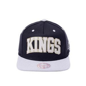 미첼엔네스 NHL LA킹스 소나 스냅백, MITCHELL&NESS NHL LA KINGS SONAR SNAPBACK  - 풋셀스토어