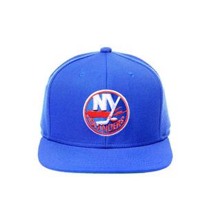 미첼엔네스 NHL 뉴욕아일런더스 울 솔리드 스냅백, MITCHELL&NESS NHL NEWYORK ISLANDERS WOOL SOLID SNAPBACK  - 풋셀스토어