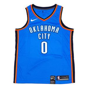 [해외] 나이키 NBA OKC 스윙맨 로드 져지(웨스트브룩), OKC NK SWGMN JSY ROAD - 풋셀스토어