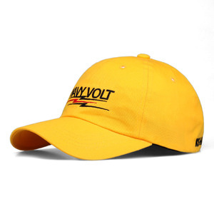 네스티킥, [NSTK] WAVY VOLT CAP (YELLOW) - 풋셀스토어