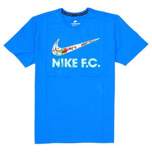 나이키 F.C 만국기 반팔티, NIKE FC TEE SWSH FLAG, 911401-403 - 풋셀스토어