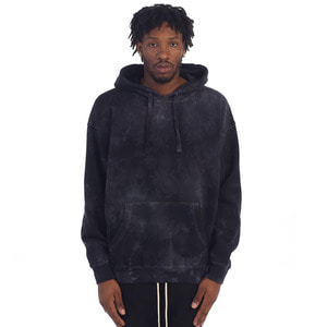 [EPTM] POWER WASHED HOODIE (BLACK) - 풋셀스토어