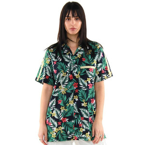 [EPTM] HAWAIIAN TRACK SHIRT (GREEN) - 풋셀스토어