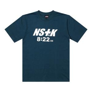 네스티킥, [NSTK] NSTK 822 TEE (NAVY) - 풋셀스토어