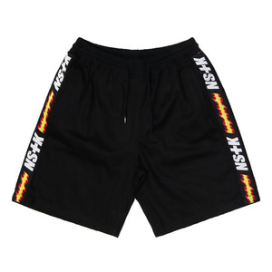 네스티킥, [NSTK] FLAME FURY SHORTPANTS (BLK) - 풋셀스토어