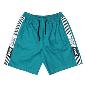 네스티킥, [NSTK] NLMT LINE SHORT PANTS (GREEN) - 풋셀스토어