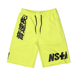 네스티킥, [NSTK] STAY MACH SHORTPANTS (NEON) - 풋셀스토어