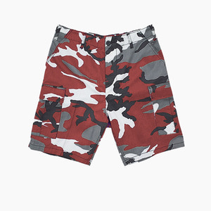 [로스코] ROTHCO BDU Short Red Camo - 풋셀스토어