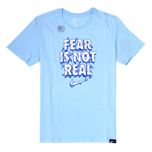 나이키 카이리 FEAR IS NOT REAL 반팔티, NIKE DRY TEE KI FEAR IS NOT, AJ9249-494 - 풋셀스토어