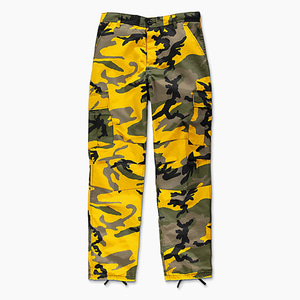 [로스코] ROTHCO BDU Pant Yellow Camo - 풋셀스토어