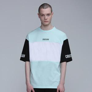 [핑크크루시안] 크루시안 서울 민트 티셔츠 PCB2TS001 (남녀공용) - 풋셀스토어