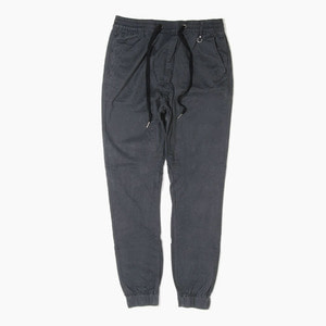 [하이퍼데님] HYPER DENIM Drop Crotch Jogger Charcoal - 풋셀스토어