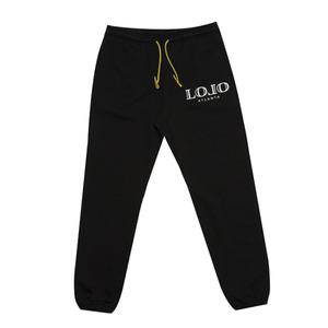 롤로, [LOLO] BLACK PANTS MEN - 풋셀스토어