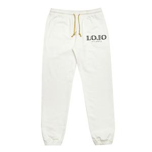 롤로, [LOLO] WHITE PANTS MEN - 풋셀스토어