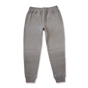 롤로, [LOLO] SWEAT PANTS MEN (GREY) - 풋셀스토어