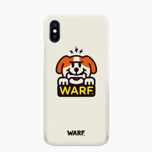 [WARF] Bone Dog Mobile Case Cream, 워프 - 풋셀스토어
