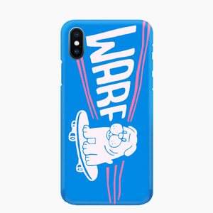 [WARF] Skate Dog Mobile Case Blue, 워프 - 풋셀스토어
